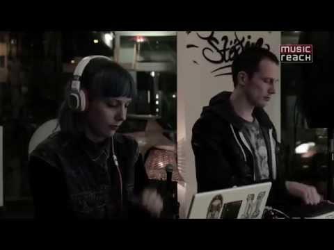 Tanya & Marlon at Lucky Records '13