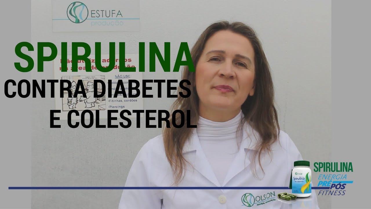 diabetes de espirulina propiedades