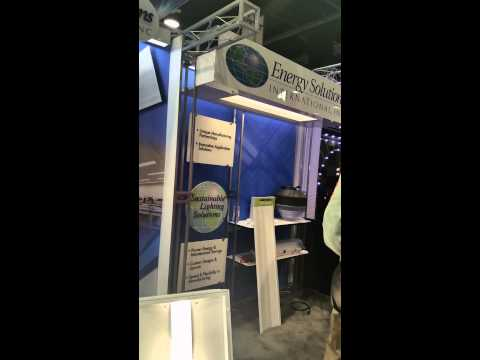 Advanced Power Technologies at the Energy Solutions International booth