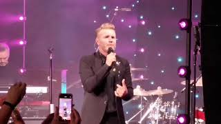"Gary Barlow - live ""Elita"" 26.9.21 1.Gig at Pryzm in Kingston"