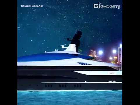 90M Cosmos | Most luxury yacht