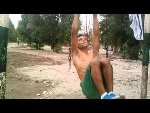 Street Workout youssoufia Never Give Up | (Youness & Ahmed)