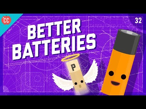 Why It's So Hard To Make Better Batteries: Crash Course Engineering #32