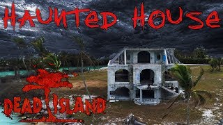HAUNTED ISLAND MANSION OVERNIGHT CHALLENGE