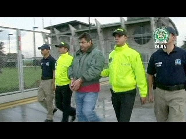 Wanted Italian mafia man found in Colombia Travel Video