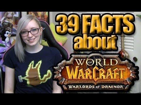 [WarCraft] 39 фактов о дополнении Warlords of Draenor