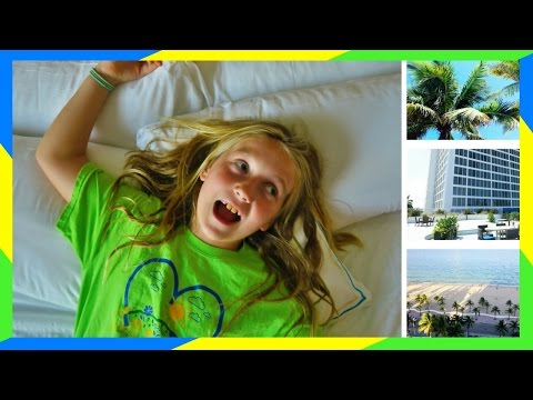 MIAMI BEACH VACATION | CHECK IN TO SOUTH FLORIDA HOTEL