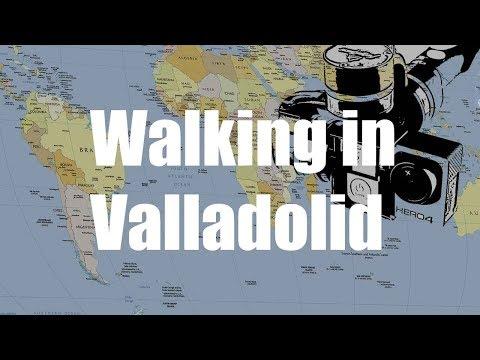 Walking in Valladolid, Yucatan, Mexico | GoPro 4 Silver  | Virtual Trip