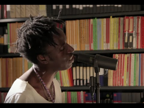 Saul Williams - Ashes / Think Like They Book Say - 2/3/2016 - Paste Studios, New York, NY