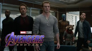 "The Making of ""Avengers: Endgame"" #2"
