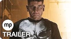 Marvels The Punisher Trailer German Deutsch (2017) Netflix Serie