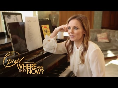 What Spice Girl Geri Halliwell Loves Most About Adele | Where Are They Now | Oprah Winfrey Network