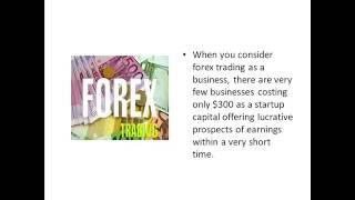 Mini forex trading accounts currency