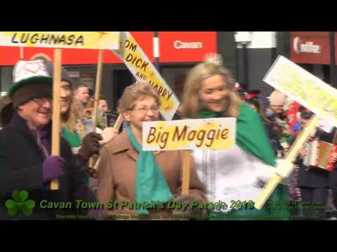 Cavan Town St Patrick's Day Parade 2018