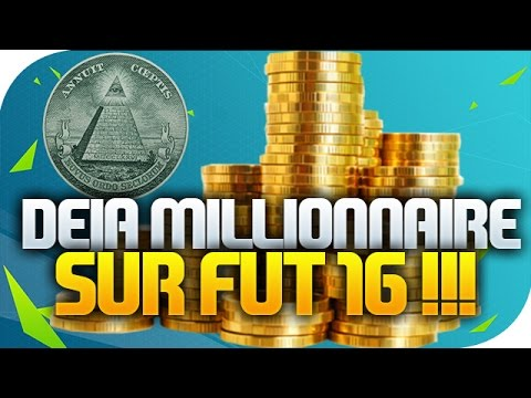 fut 16 l d j millionnaire comment je fais l 39 achat revente etc youtube. Black Bedroom Furniture Sets. Home Design Ideas