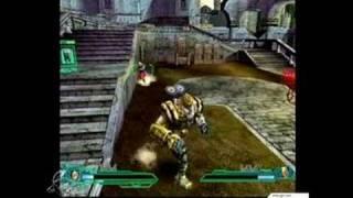 Heavy Metal: Geomatrix Dreamcast