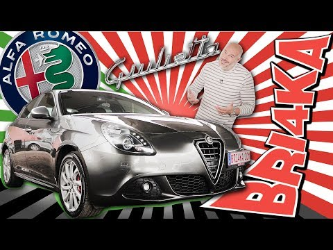 Аlfa Romeo Giulietta   Test and Review  Bri4ka.com