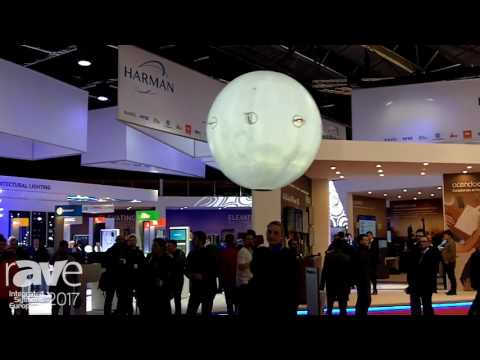 ISE 2017: Airstage Shows Ultralight Radio Controlled Helium Based Airorb