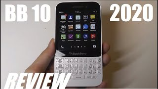REVIEW: Blackberry Q5 in 2020, A Lite Blackberry Classic (BB 10)! Still Usable?!