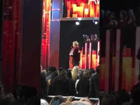 Ellen  at  Peoples Choice Awards
