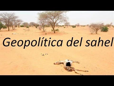 Geopolítica del Sahel por Damián Jacubovich