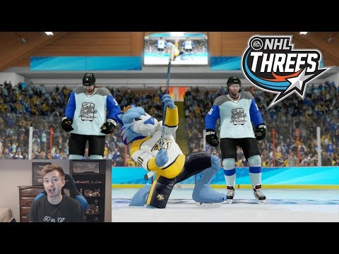 NHL 18 THREES CIRCUIT: CENTRAL CIRCUIT FINAL BOSS