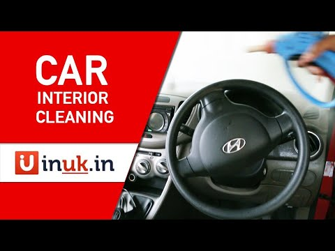 Car Interior Cleaning Service in Bangalore - Truneto