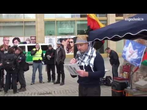 4. EnDgAmE Demo in Chemnitz - Redebeiträge (18.04.2015)