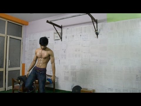 RAW WORKOUT REQUIREMENT (MEN LVL 0) INDIA