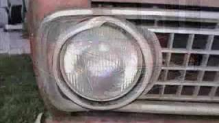 1966 Barracuda resto project part 1