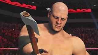 KANE AMBUSHES VILE TWEETERS - REVENGE! | GTA 5 WWE MODS