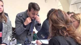 BARBARA MANGIACAVALLI A BRESCIA PER LA GIORNATA INTERNAZIONALE DELL'INFERMIERE