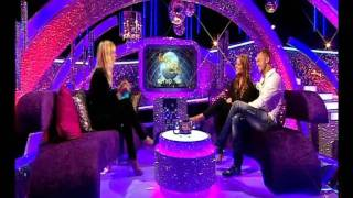 Holly Valance and Artem Chigvintsev on It Takes Two (13th October)