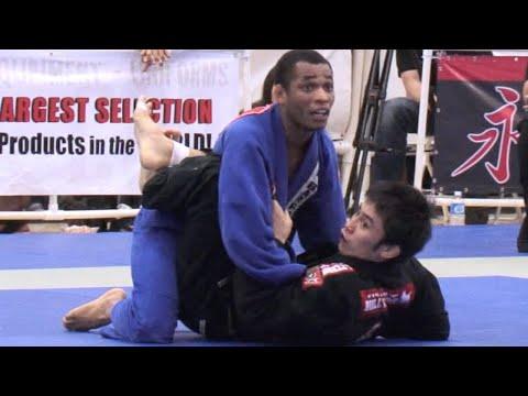 Yoshihiko Matsumoto VS Rafael Freitas / Pan Championship 2009