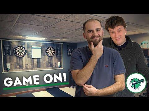 GAME ON! | The (Sam vs Jonny) darts re-match