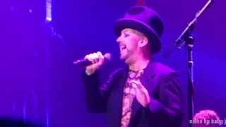 Culture Club-MOVE AWAY-Live @ Hard Rock Casino, Vancouver, BC, July 17, 2015-Boy George