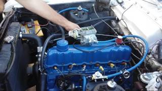 1967 ford falcon 200 inline 6 cylinder
