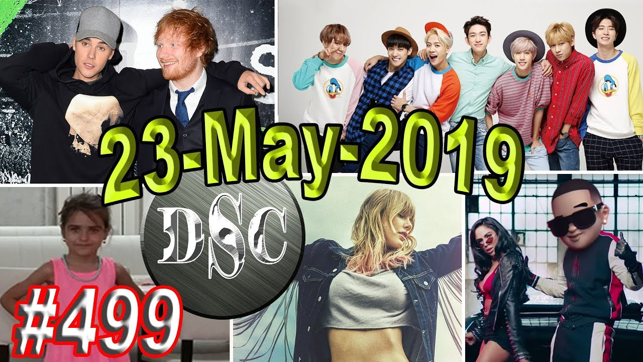 Most viewed video songs in the past 24 hours, 23 May 2019 ...