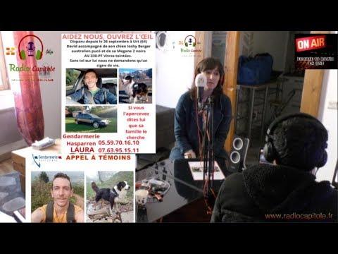 Disparition de David Stevenin :  le témoignage poignant de sa soeur Laura thumbnail