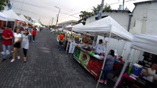 AVENTURAS EN BICI POR SANTA TECLA. LA LIBERTAD EL SALVADOR.