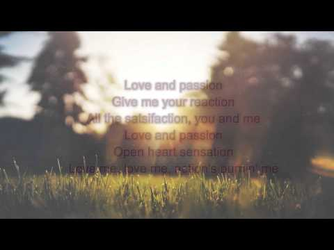 Gipsy & Queen ~ Love & Passion - Eurobeat Lyrics On Screen (Download MP3)