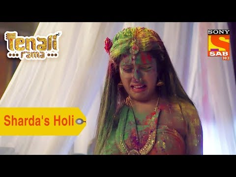 Your Favorite Character | Sharda's Colourful Holi | Tenali Rama