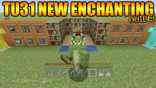 ★Minecraft Xbox 360 + PS3: Title Update 31 New Enchantment System Full Tutorial Guide★