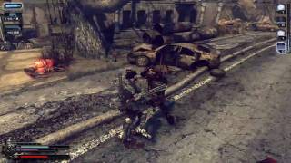 Collapse The Rage gameplay HD
