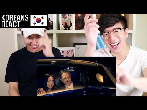 Becky G - Mayores KOREAN REACTION!