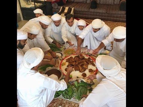 Sheikh Hamdan Fazza Lunch with Friends