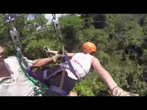 Congo Trail Canopy Tour Review - Costa Rica