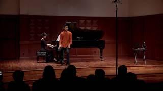 """Napat Mingkwanyuen - """"Im wunderschonen Monat Mai"""" -  Dichterliebe, Robert Schumann"""