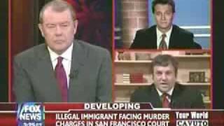 William Gheen of ALIPAC on Cavuto Show Fox Illegal Alien MS-13 Mass Murder