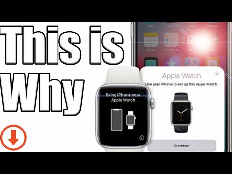 This Is Why Your Apple Watch And IPhone Aren't Pairing